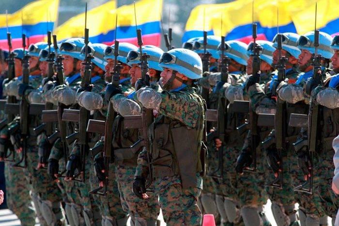 Palabras de un humilde venezolano para las Fuerzas Armadas, por Beltrán Vallejo