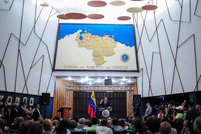 """Guaidó revela que """"atendió"""" invitación del gobierno Noruego para conversar"""