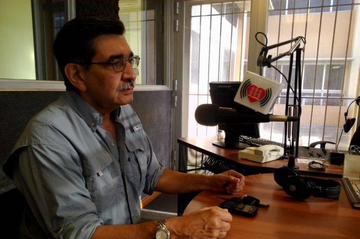 "Diputado suplente Guillermo Palacios cubrirá ""ausencia temporal"" de Edgar Zambrano"