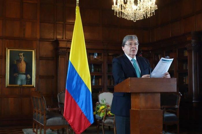 Holmes Trujillo: Colombia requiere más recursos económicos para atender crisis migratoria