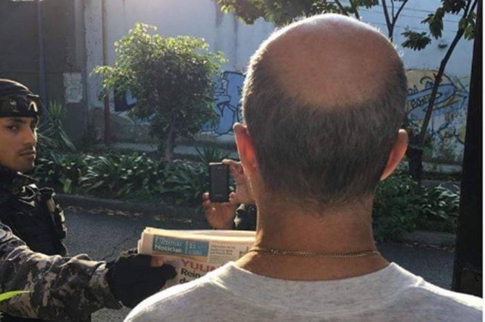 "Iván Simonovis está ""bien lejos de nuestra casa"", aseguró Bony Pertiñez"