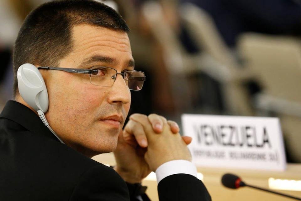 Jorge Arreaza Unión Europea ABC