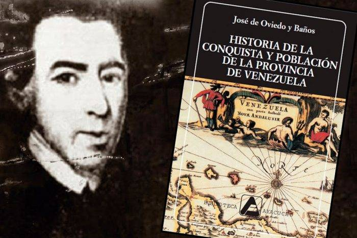 Oviedo y Baños: conquista y poblamiento de Venezuela, por Ángel R. Lombardi Boscán