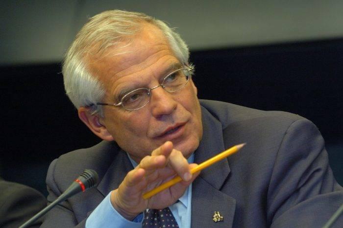 Josep Borrel recibirá a Guaidó en Bruselas este #22Ene