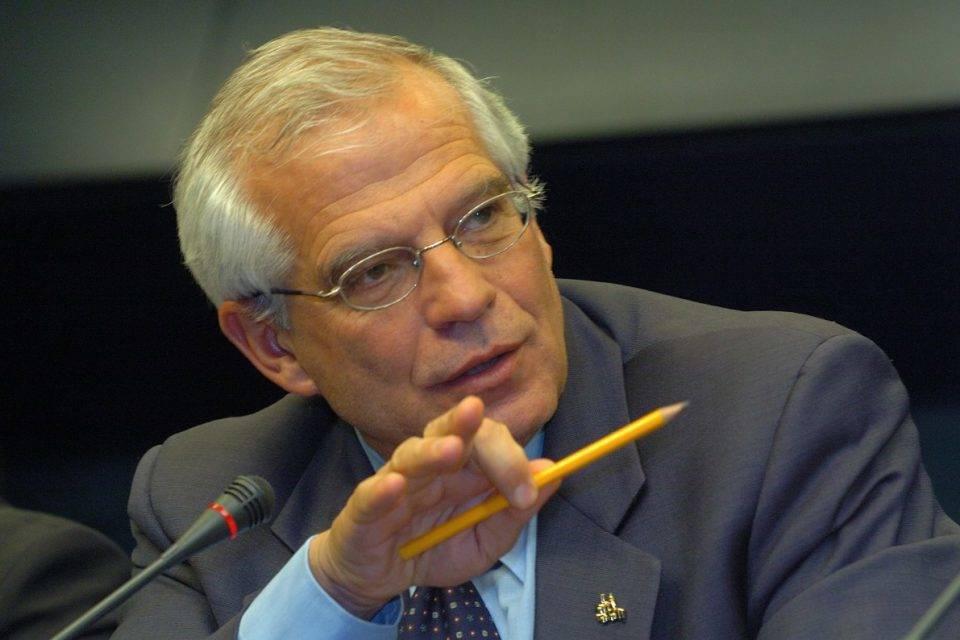 Josep Borrell España Unión Europea