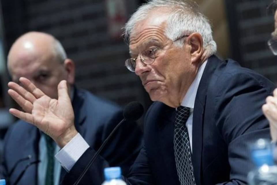 Josep Borrell misión a Venezuela