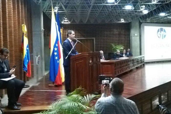 Políticos internacionales coinciden en una negociación como clave para salir de Maduro