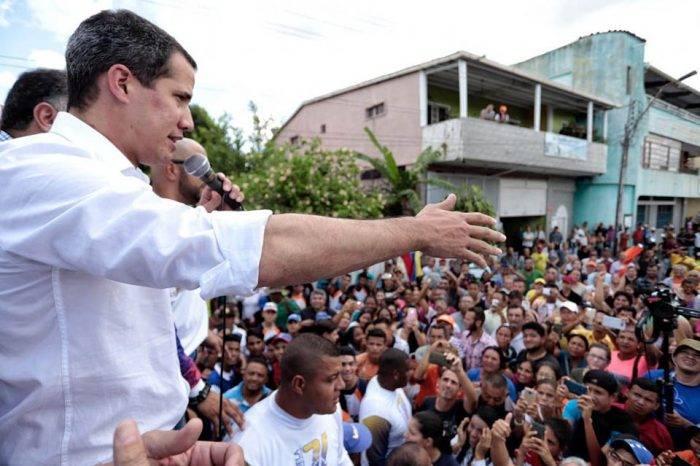 Guaidó prometió a merideños que investigarán denuncias sobre desvío de fondos