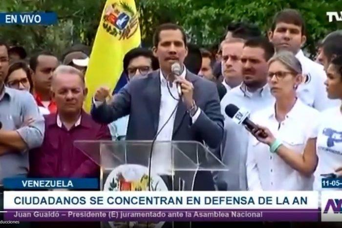 Juan Guaidó ordenó a Carlos Vecchio reunirse con el Comando Sur de EEUU
