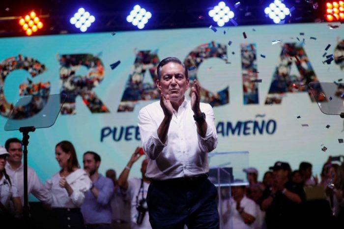 presidente electo de Panamá