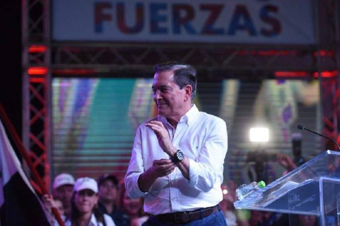 Regreso del PRD a Panamá está marcado por baja popularidad del nuevo presidente