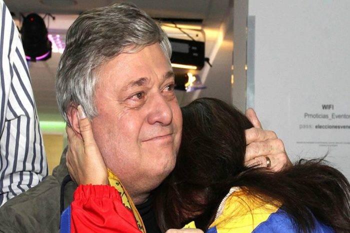 Padre de Leopoldo López logra escaño como eurodiputado por el PP
