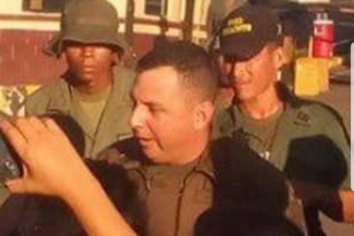 Oficial superior del Ejército se evadió hacia Brasil
