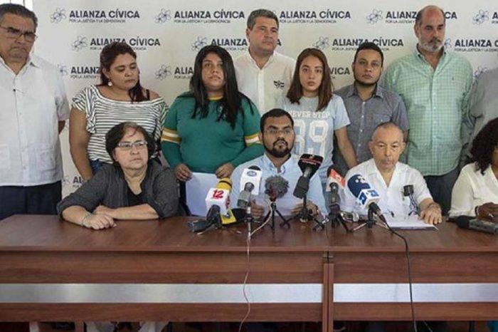Oposición de Nicaragua