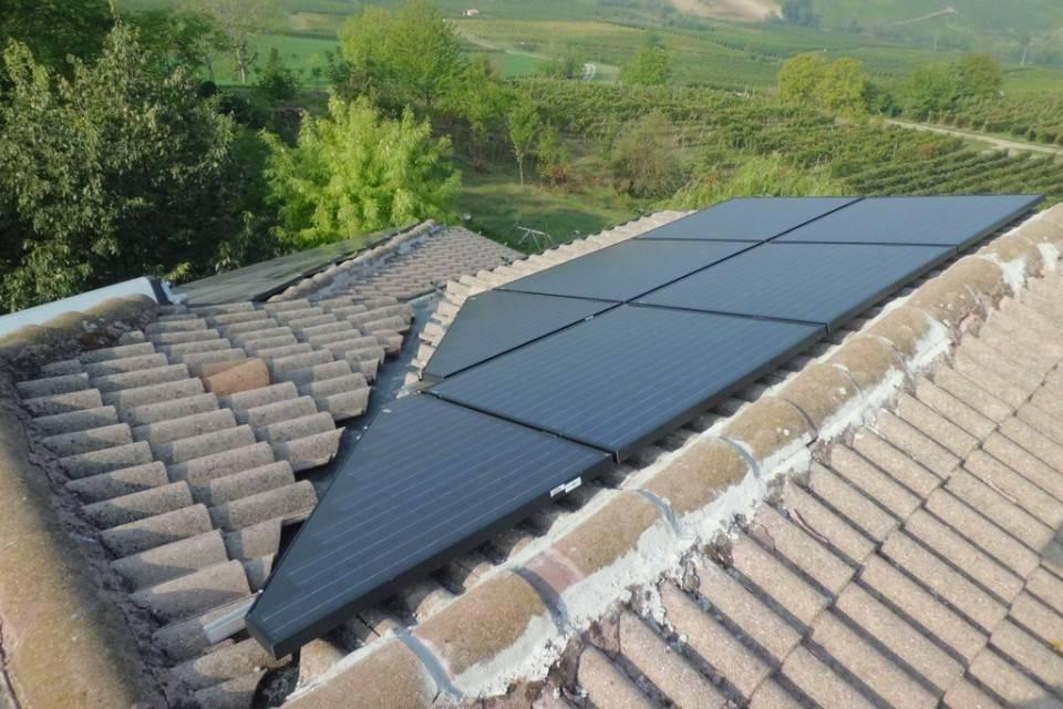 Paneles Solares Energia Limpia E Ilimitada Pero Bastante Costosa Para Tenerla