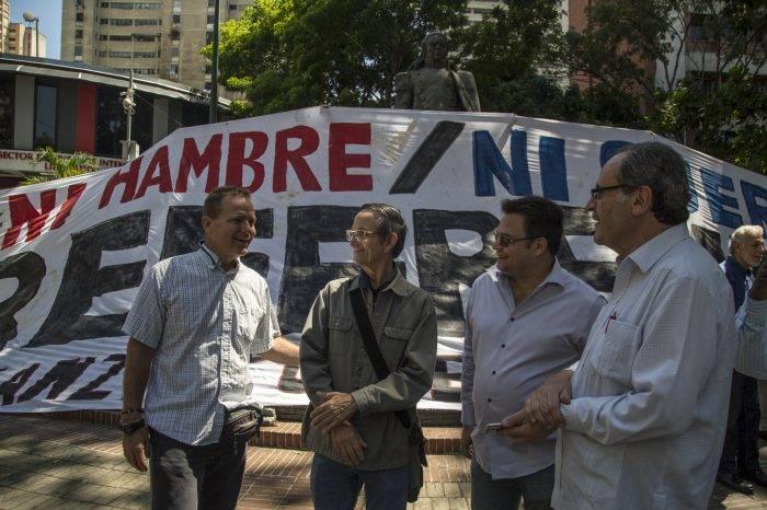 Alianza por el referendo consultivo iniciará recolección de firmas