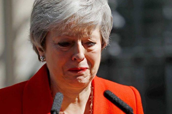 Primera ministra de Gran Bretaña renuncia tras fracaso del Brexit