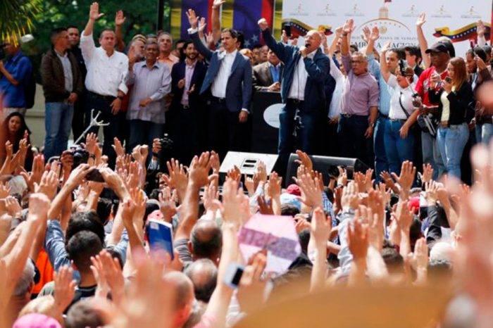 Transición elecciones presidenciales oposición