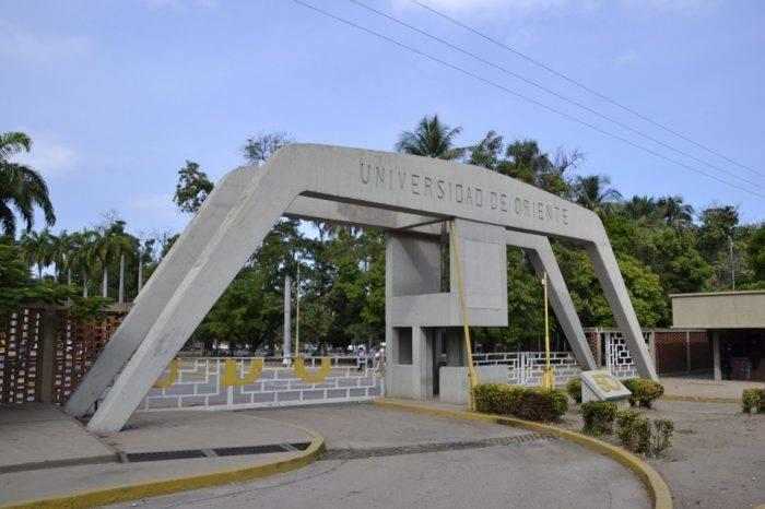Afectos al gobierno de Maduro tomaron rectorado de la UDO en Cumaná