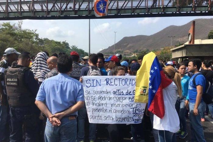 Luchemos por las universidades autónomas venezolanas, por CristianSilvaPotellá