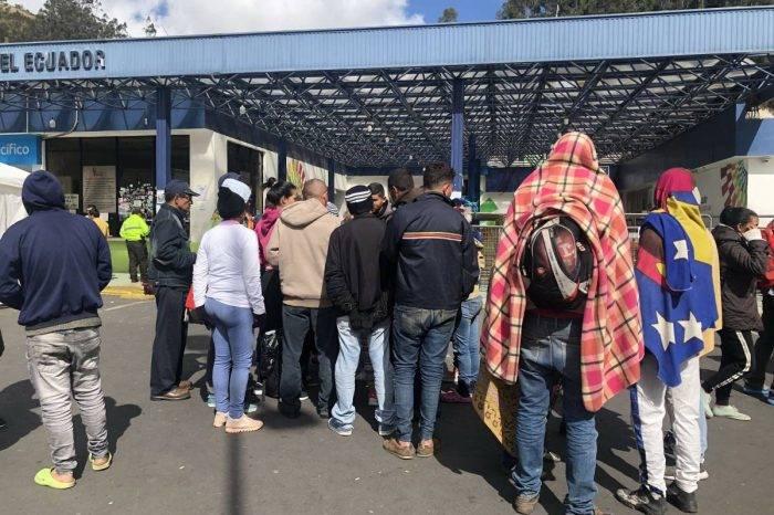 HRW pide a Ecuador que proteja los derechos de los migrantes venezolanos