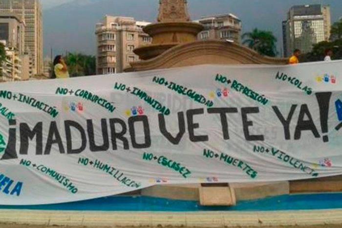 Maduro: vete ya, por Pedro Luis Echeverría