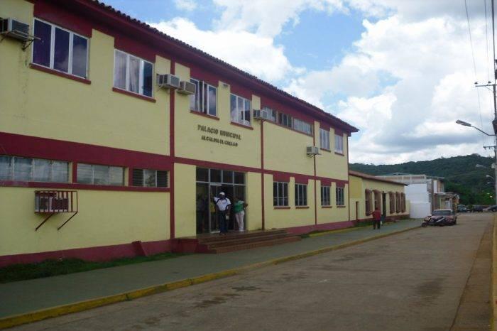 Lanzaron una granada a la Alcaldía de El Callao, en el estado Bolívar