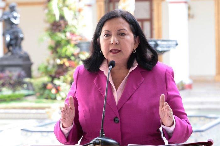 Gobernadora de Lara anunció la muerte de un niño por covid-19