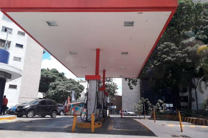 bomba de gasolina - zulia - estaciones de servicio