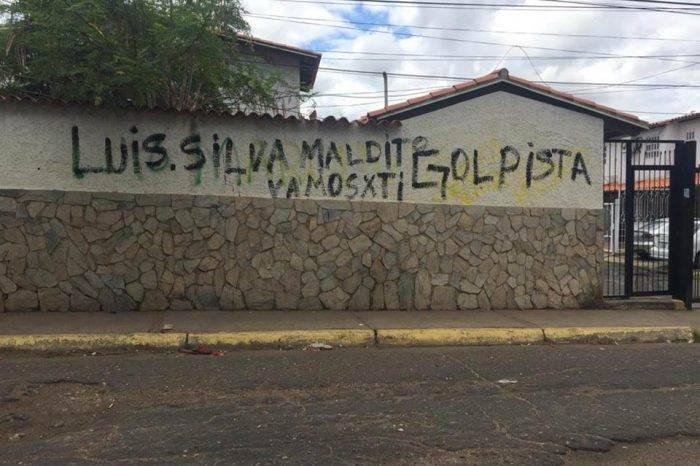 Acoso y persecución del Sebin llega a la residencia del diputado Luis Silva