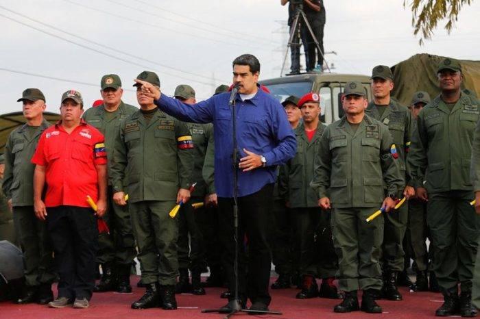 """Maduro: Delegados llegaron de Noruega con """"buenas noticias sobre el diálogo"""""""