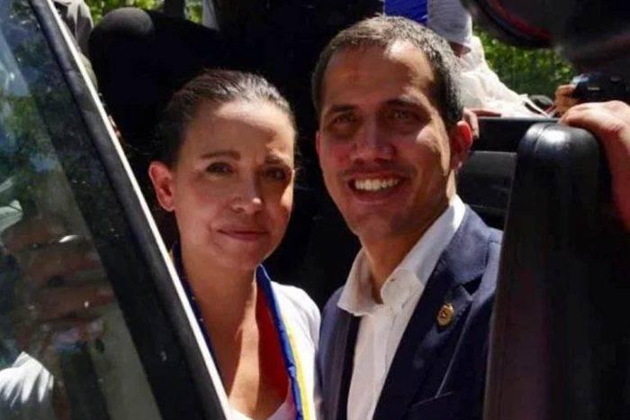 Machado y Guaidó no acuerdan