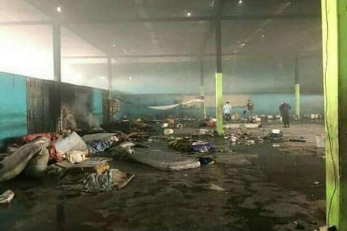 Gobierno atribuye motín en policía de Acarigua a intento de fuga masiva