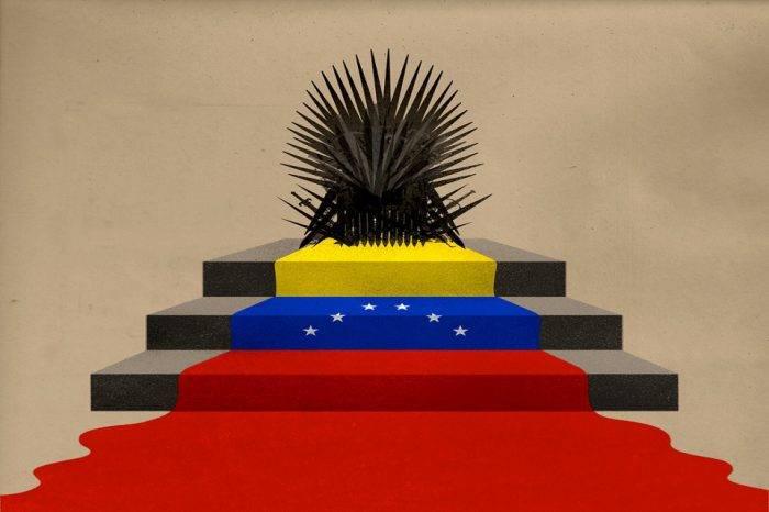 Los juegos por el 'Trono de Hierro' en Venezuela, por el New York Times