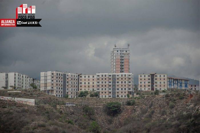 Misión Vivienda hizo de Ciudad Caribia una isla de concreto (II)