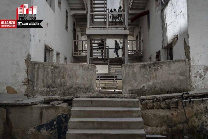 En El Morro de Petare tienen tres años viviendo entre ruinas (III)
