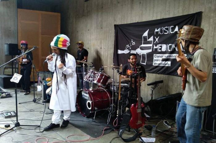 Con la música de Bob Marley Provea promovió defensa de los derechos humanos