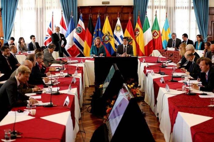 Grupo de Contacto suma esfuerzos con Noruega para lograr salida a crisis venezolana