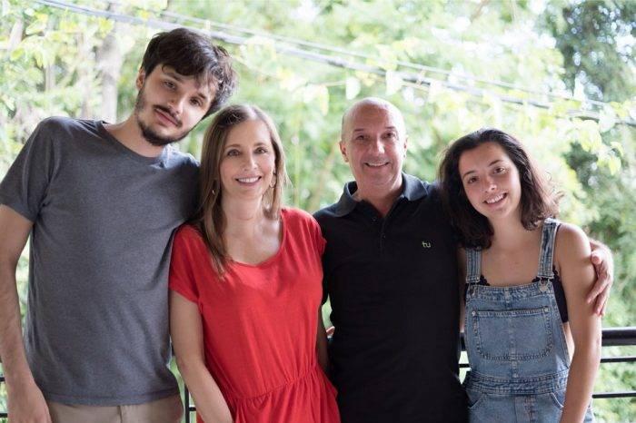 Simonovis hace su primera aparición en libertad y con su familia tras fugársele al Sebin