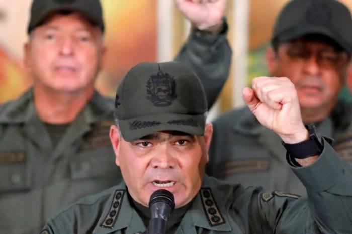"""Padrino López critica a Iván Duque: Hace un """"triste papel"""" al aliarse con EEUU"""