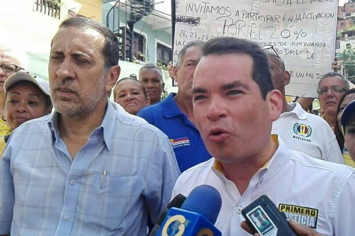 TSJ ordena allanar inmunidad parlamentaria a los diputados José Guerra y Tomás Guanipa