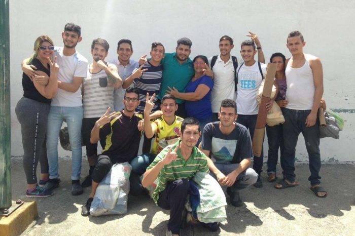 21 presos políticos han sido liberados antes de la visita de Bachelet