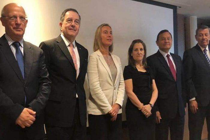 Grupo de Contacto y de Lima insisten en una salida pacífica a crisis venezolana
