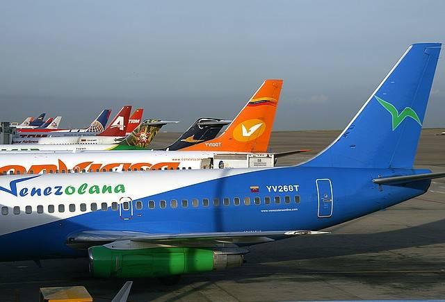 Transporte aéreo local perdió 70% de los asientos
