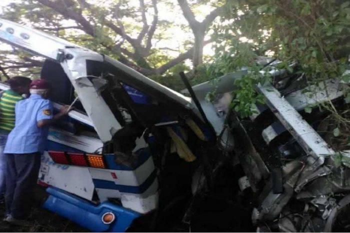 Accidente de autobús en Zulia causó 18 muertos y 30 heridos