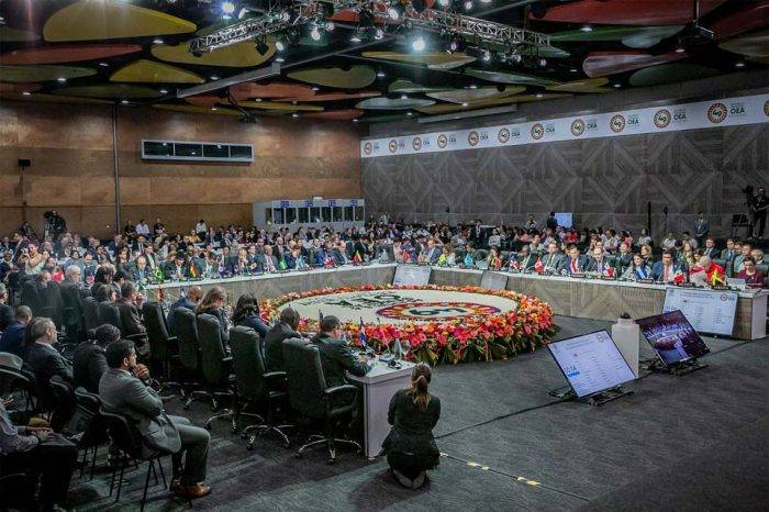 Resolución sobre Venezuela y la crisis migratoria