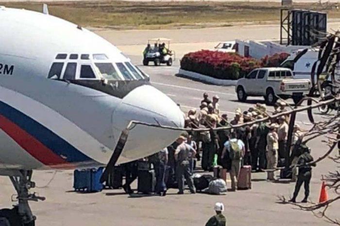 Técnicos rusos habrían llegado al país para hacer mantenimiento a equipos militares