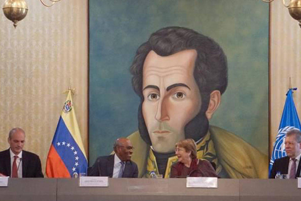 Bachelet e Isturiz