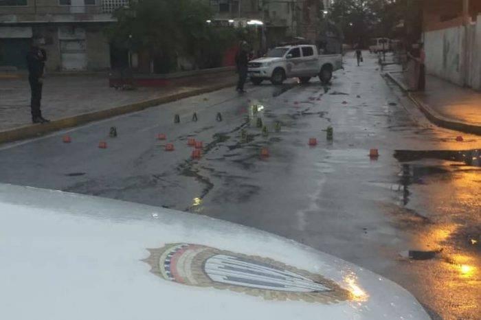 Sujetos atacan a tiros sedes del Cicpc, Policía de Aragua y Fiscalía en Turmero