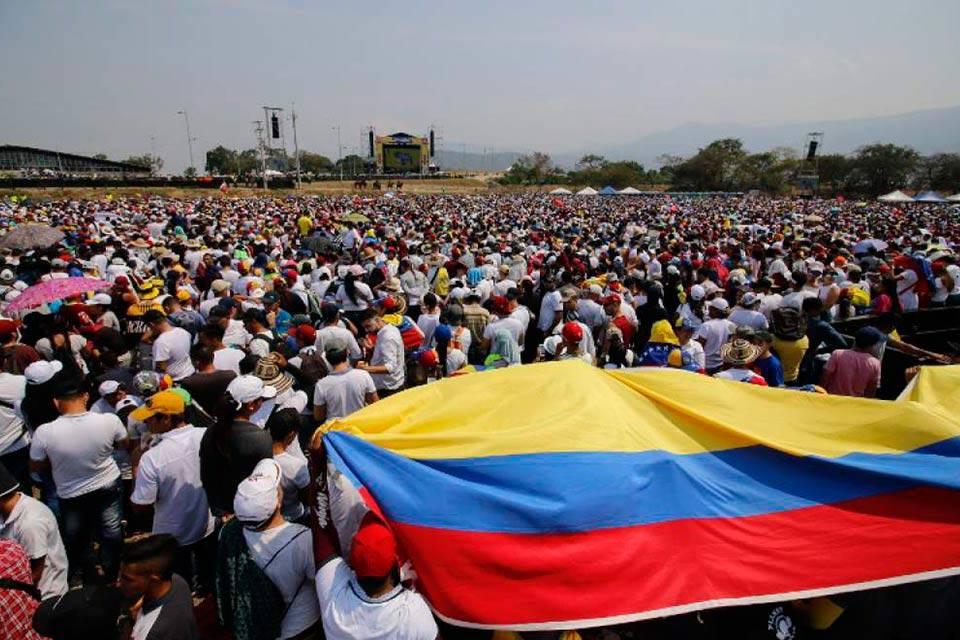 Concierto en Cúcuta